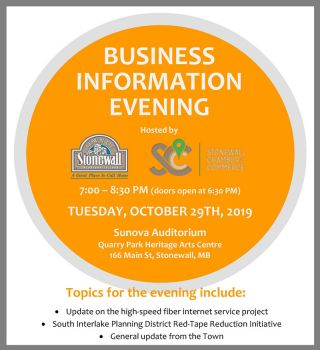 Business Information Evening